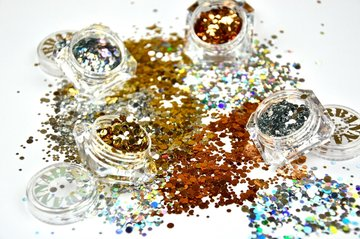 ROLY POLY METAL GLITTER COLLECTIE