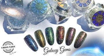 Galaxy Gem Glitter Collection
