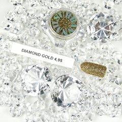 Diamond Glitter Gold