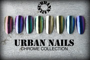 Chrome Pigment Set