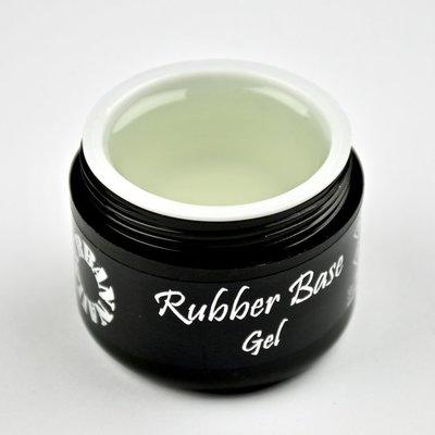 Rubber Base Gel Clear 5G Pot