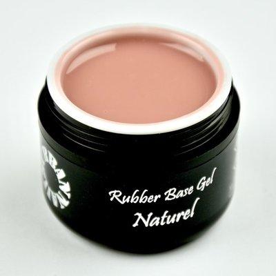 Rubber Base Gel Naturel 15G Pot