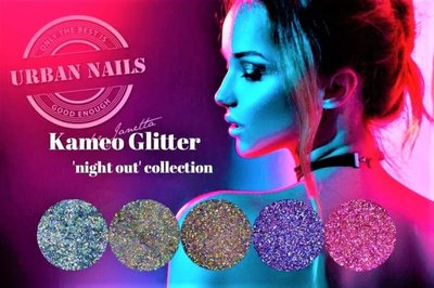 Urban Nails Kameo Glitter Night Out Collectie
