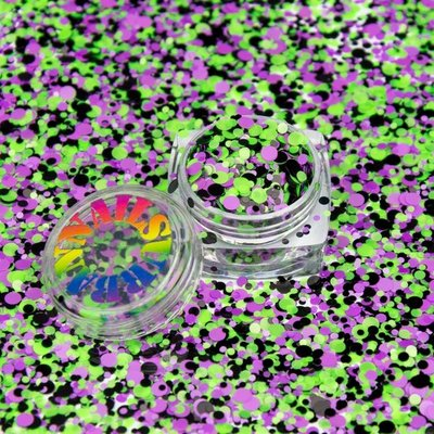 ROLY POLY 26 GREEN-BLACK-PURPLE