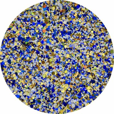 ROLY POLY 30 DARK BLUE-BLUE-GOLD