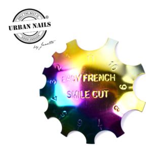 Urban Nails Rainbow Easy French Cutter 1