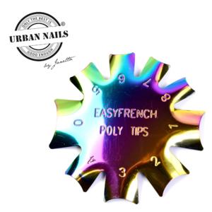 Urban Nails Rainbow Easy French Cutter 2