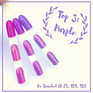 The Top 3: Purple