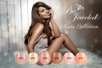 Be Jeweled Nudie Collection