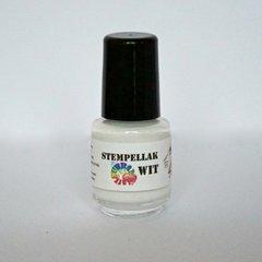 Urban Nails Stempel Lak Wit