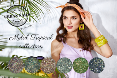 Metal Tropical Collectie