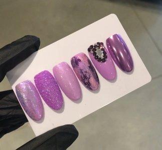 Urban Nails Purple