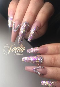 Metal Jungle Glitter Collection