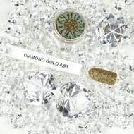 Diamond Glitter Gold